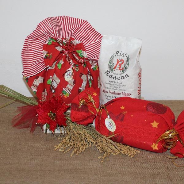 Canovaccio natalizio 1 kg Vialone Nano